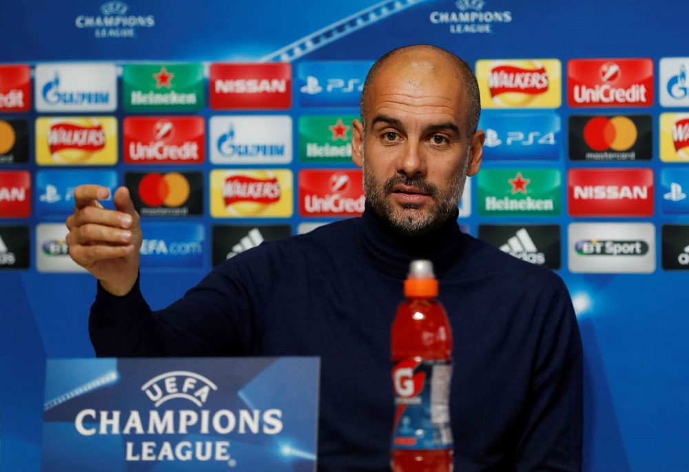 Guardiola Delivers Warning To Raheem Sterling After City Star Raises Doubts About His Future